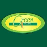 Logo firmy Green Way - Bar Wegetariański