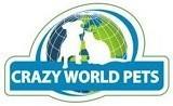 Logo firmy Crazy World Pets