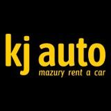 Logo firmy kj auto - Wypożyczalnia Samochodów