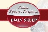 Logo firmy Biały Sklep Suknie Ślubne i Wizytowe