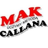 Logo firmy MAK-szkoły języka angielskiego-KRAKÓW-METODA CALLANA