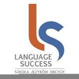 Logo firmy LS - LANGUAGE SUCCESS, SZKOŁA JĘZYKÓW OBCYCH