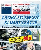 Logo firmy Auto Serwis Dunst Sławomir Dunst