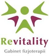 Logo firmy Gabinet rehabilitacji Revitality