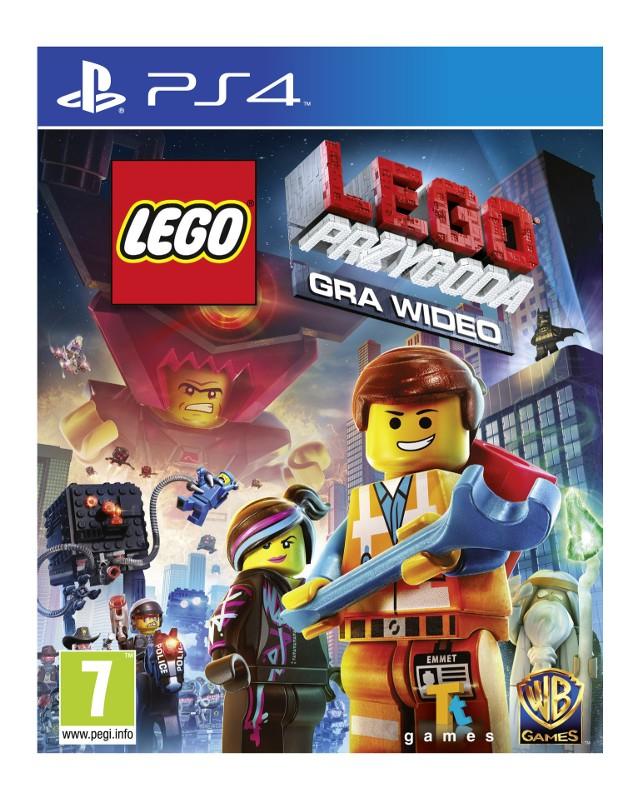 Lego przygodowa Gra Wideo PS4
