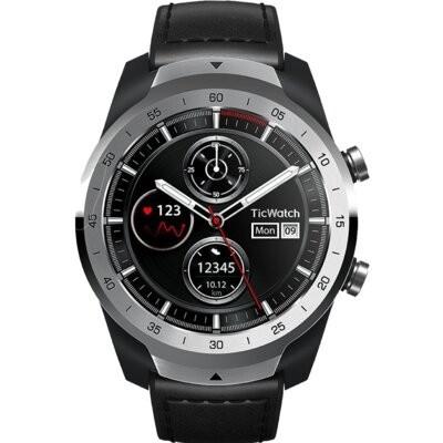Smartwatch TICWATCH Mobvoi Pro 2020 Srebrny