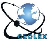 """Logo firmy """"GEOLEX"""" Przedsiębiorstwo Geodezyjno-Usługowe inż. Paweł Dorczyński"""
