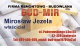 Logo firmy Firma Remontowo - Budowlana Bud-Mir