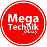 Logo firmy MEGATECHNIK plus
