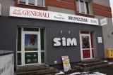 Logo firmy SIM UBEZPIECZENIA I FINANSE