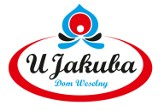 """Logo firmy Dom Weselny """"U Jakuba"""""""