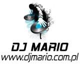 Logo firmy DJ MARIO,dj na wesele wrocław