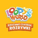 Logo firmy Loopy`s World Rodzinne Centrum Rozrywki