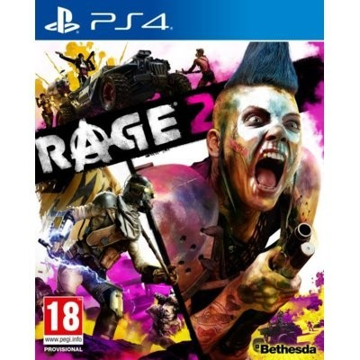 Rage 2 Gra playstation 4 CENEGA