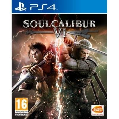 Soulcalibur VI Gra playstation 4 CENEGA
