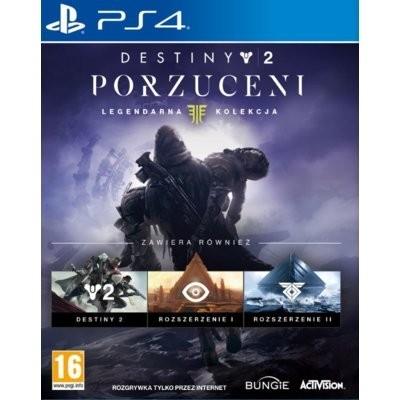 Destiny 2: Porzuceni – Legendarna Kolekcja Gra playstation 4 CENEGA