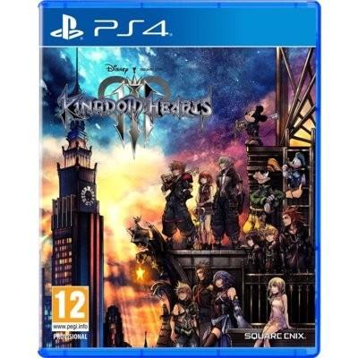 Kingdom Hearts III Gra playstation 4 CENEGA