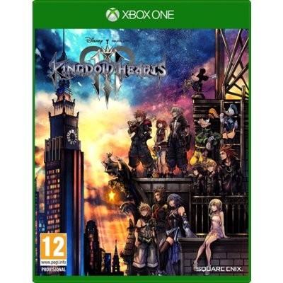 Kingdom Hearts III Gra xbox one CENEGA