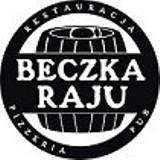 Logo firmy Restauracja Pizzeria Beczka Raju