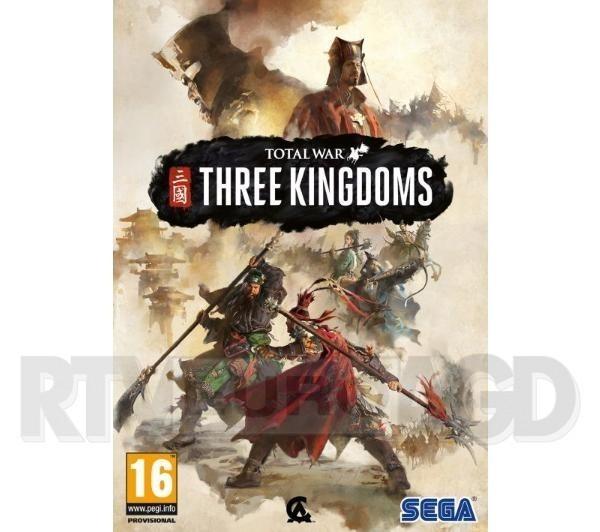 Total War: Three Kingdoms - Edycja Limitowana PC