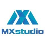 Logo firmy MX Studio Agencja Interaktywna