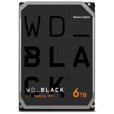 Dysk WD Black 6TB HDD
