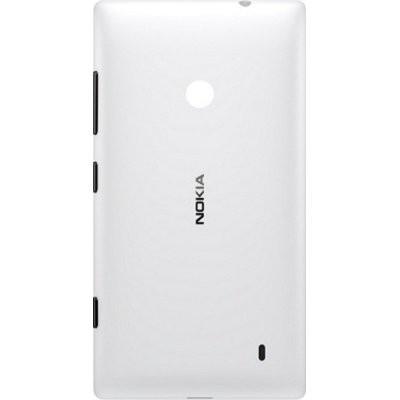 Etui NOKIA Shell do Nokia Lumia 520 Biały
