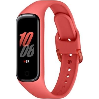 Smartband SAMSUNG Galaxy Fit 2 Czerwony