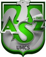 Logo firmy AZS UMCS Lublin