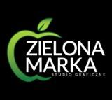 Logo firmy Studio Graficzne ZIELONA Marka