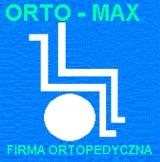 Logo firmy Orto-Max Sklep Medyczny