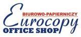 Logo firmy EUROCOPY BIUROWO-PAPIERNICZY