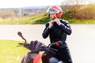 Marzy ci się prawo jazdy na motocykl? Odpowiedz na pytania z testów!