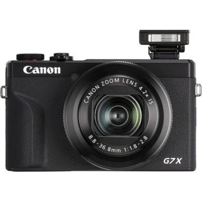 Aparat CANON PowerShot G7 X Mark III Czarny