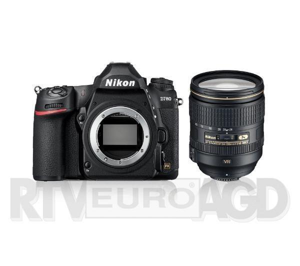 Nikon D780 AF-S 24-120mm f/4.0