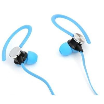 Słuchawki dokanałowe PLATINET PM1075 + Armband Niebieski