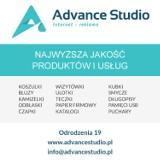 Logo firmy Advance Studio