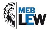 Logo firmy MEBLEW