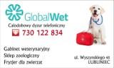 Logo firmy GLOBAL WET