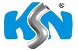 Logo firmy KSN - balustrady, schody,