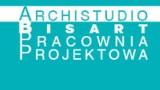Logo firmy Archistudio Bisart Pracownia Projektowa Agnieszka Biskup