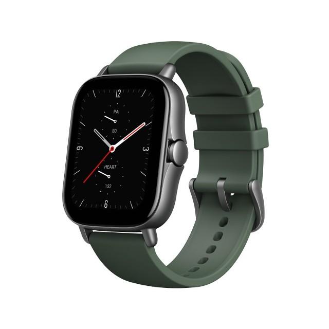 Smartwatch Huami Amazfit GTS 2e Moss Green - W2021OV2N- Zamów do 16:00, wysyłka kurierem tego samego dnia!