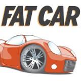 Logo firmy wypozyczalnia FATCAR