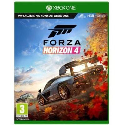 Gra Xbox One Forza Horizon 4