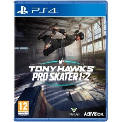 Gra PS4 Tony Hawk's Pro Skater 1+2