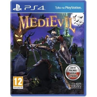 Gra PS4 MediEvil