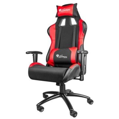 Fotel dla gracza GENESIS Nitro 550 Czerwony