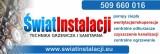 Logo firmy SWIAT INSTALACJI