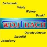 Logo firmy Wojtdach Zadaszenia Daszki nad Drzwi Wiaty Samochodowe