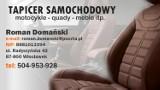 Logo firmy Roman Domański-TAPICER Samochodowo-Meblowy